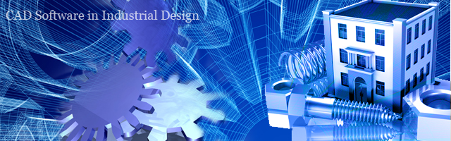 CAD Software in Industrial Design Banner