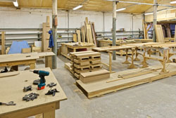 Manufacturing Furniture