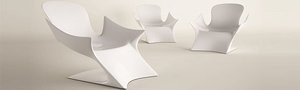 The effects of 3d printing to furniture manufacturing for Sedie design 3d