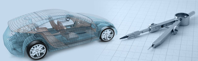 Designing Automobiles the architectural way
