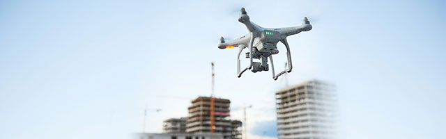 Use of Drones in the Construction Industry