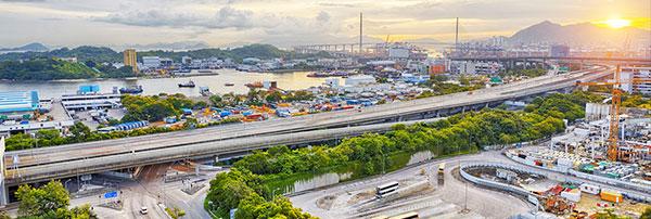 Hongkong Zhuhai to Macao Bridge