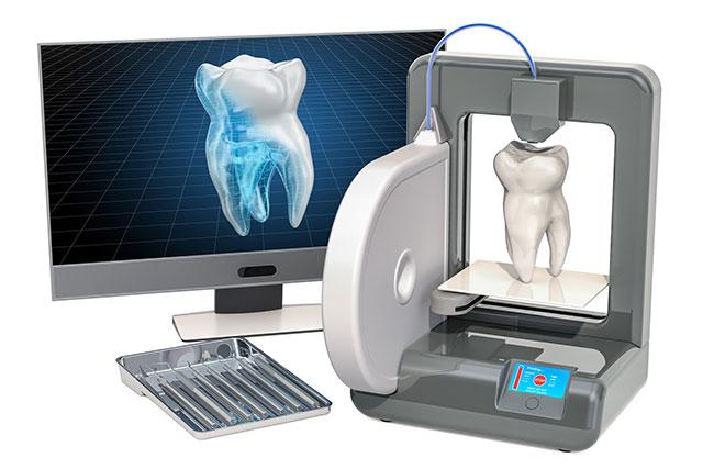 Medical care 3d printing