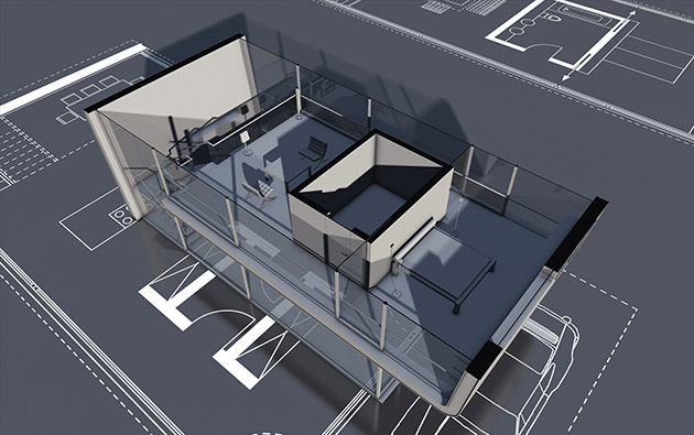 Revit Architecture in the Retail Space Planning Process