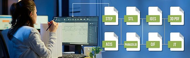 Taking a Look at CAD Neutral File Formats